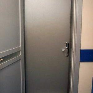 X-ray protective doors