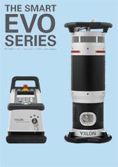 Переносные рентген аппараты серии SMART Evo