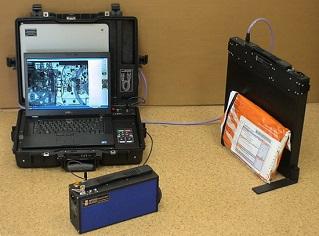 Рентгенівський цифровий портативний комплекс ІГЛА-150