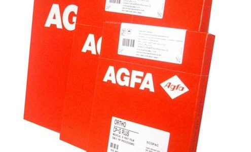 Радиографична плівка Agfa Structurix F8
