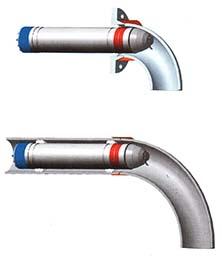 Портативний фланцевий рентгенівський апарат 0,5 СБК 200 CПФ